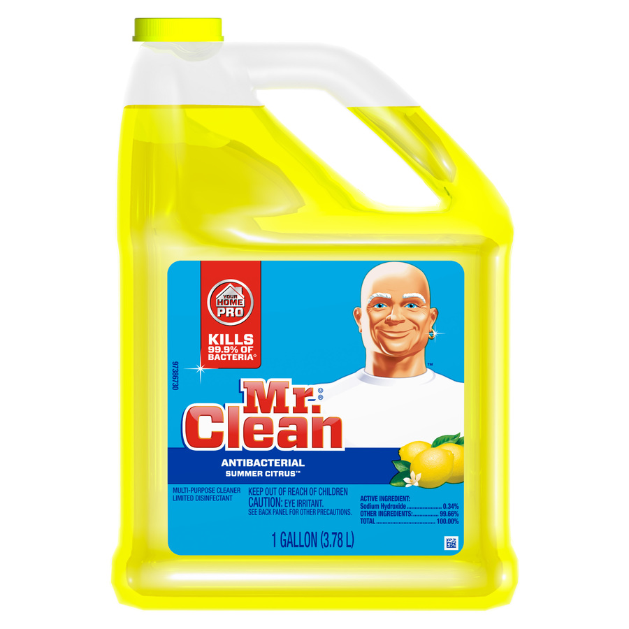 Mr Clean All Purpose Cleaner Imperial Soap